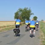 Jihomoravské bicyklení 2015 – Hrady a zámky na Dyji