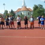 Turnaj v nohejbalu trojic 2011