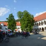 Jihomoravské bicyklení – Oslavansko