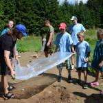 Den druhý – Zdroje vody a potravy