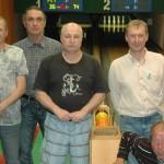 Kuželkářský klub Orel Telnice – družstvo B – výsledky sezony 2014/2015