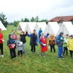 Tábor AQUILA DI MARE – den druhý