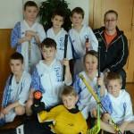 Nábor nových hráčů florbalu-děti