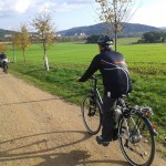 Jihomoravské bicyklení – Rozhledny brněnského severu