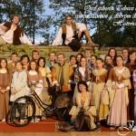Historický jarmark a vinobraní 2012