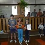 Kuželkový turnaj dvojic 2010