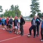 Turnaj v Nohejbalu 2010
