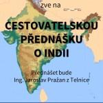 Přednáška o Indii