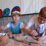 Tábor Vikingové – 2. den – pátek