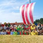 Tábor Vikingové – 4. den – neděle