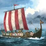 Tábor Vikingové – 1. den – čtvrtek