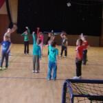 Naše práce s dětmi, florbal Orel Telnice