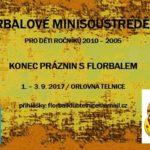 FLORBALOVÉ MINISOUSTŘEDĚNÍ 2017 – FK Orel Telnice