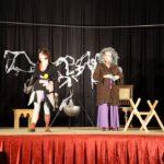 Čáry báby Cotkytle – divadelní představení