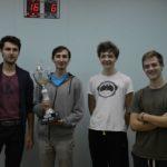 O pohár 17.listopadu – ricochetový turnaj 2017