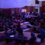 Silvestrovská párty na Orlovně pro děti