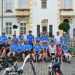 Jihomoravské bicyklení – Litovelským Pomoravím Olomouckem