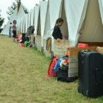 Letní stanový tábor na Borovince 2020