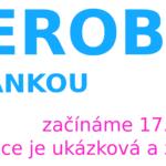 Aerobik s Jankou – ukázková lekce zdarma