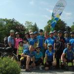 Jihomoravské bicyklení 2019 – Cyklostezkou Bečva