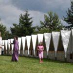 Tábor Rudolf II. – 1. den